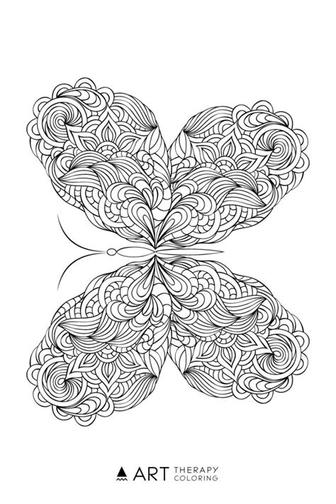 mandala coloring pages butterfly 5005 best mandalas geo osv images on