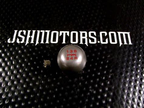 jdm civic type r ek9 titanium shift knob