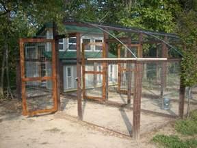 Backyard Chicken Run Half Monitor Chicken Coop Backyard Chickens Community