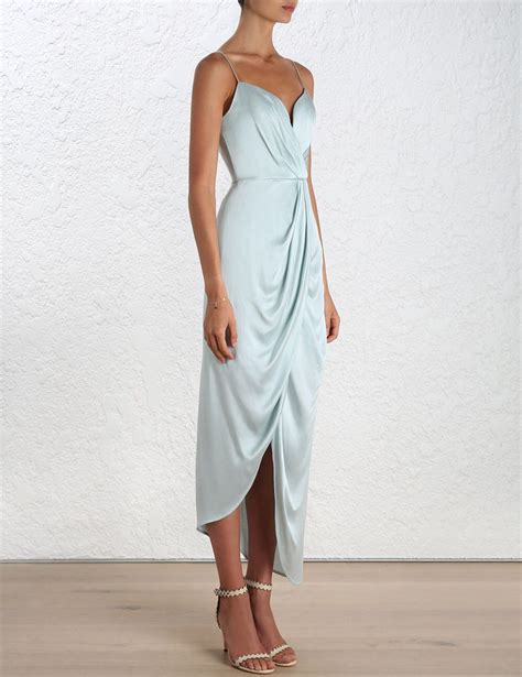 zimmerman silk drape dress 35 best images about lux on pinterest long silk dress