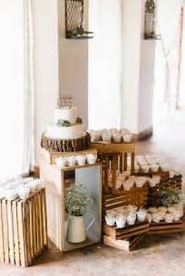 How To Make A Pedestal Cake Stand Rustic Wedding Cake Amp Cupcake Display