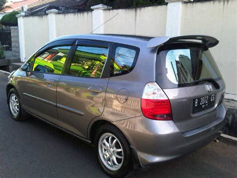 honda jazz idsi 2007 at honda jazz idsi 1 5cc automatic th 2007 mobilbekas