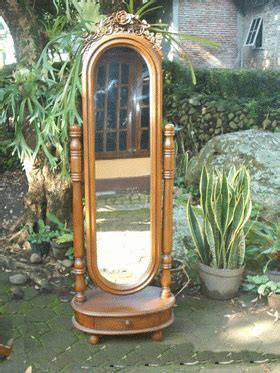 Cermin Jendela Jati jual cermin berdiri jati jepara meubel ukir jepara