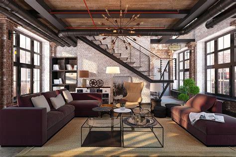 industrial living room ideas industrial living room design ideas archivizer