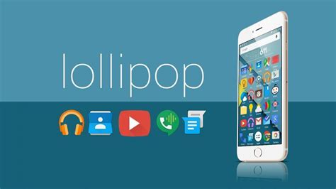 themes in android lollipop le th 232 me android 5 0 lollipop est disponible pour iphone