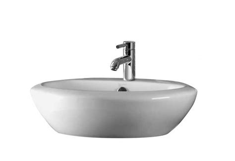 Mansfield Plumbing Fixtures Mansfield Plumbing 311 Wht Enso Above Counter Vessel At