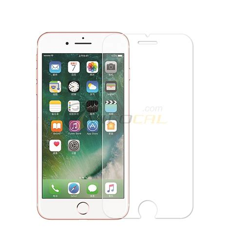 9h tempered glass screen protector for apple iphone 8 plus iphone 7 plus smartphone