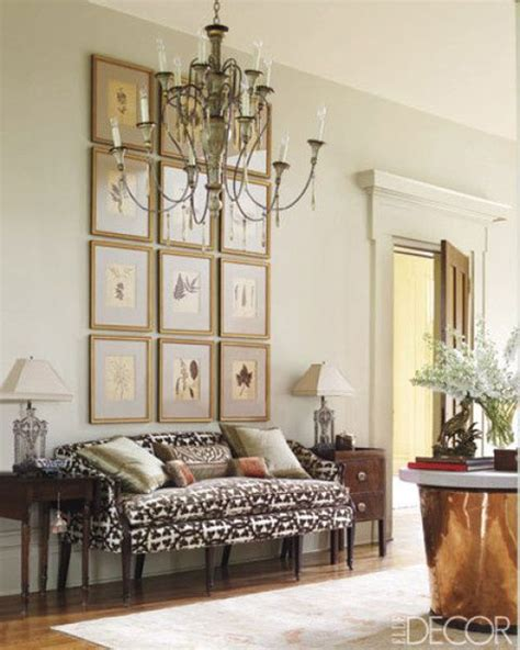 Ask The Decorating Files Decorating Tall Walls How To Decorate A Wall With Pictures