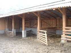 Low Cost Goat Shed by Gallery Farm In Romania