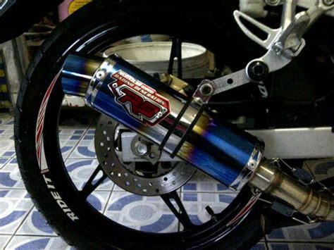 Knalpot Racing For New Cbr 250r 1 knalpot r9 mugello ng cbr 150 new pictures