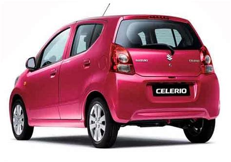Maruti Suzuki Celerio Prices Maruti Suzuki Celerio Review Price Engine Specification