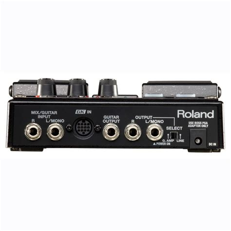 disc roland gr s v guitar space effects pedal at gear4music