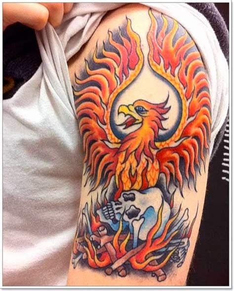 phoenix tattoo exles best tattoo design ideas some exle of phoenix tattoo