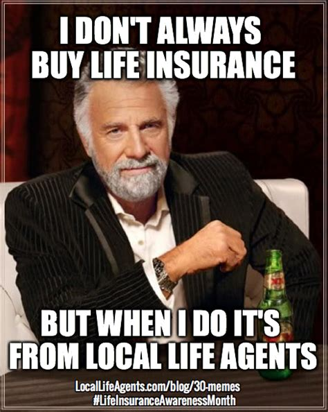 Insurance Meme - funny insurance agent