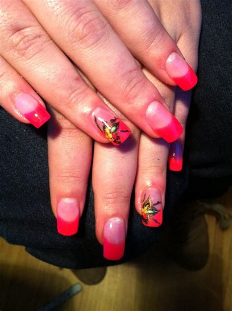 Ongle En Gel Corail by Nails Corail Flash Ongles En Gel Bruxelles
