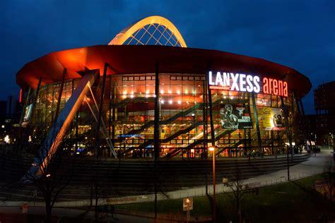 LanXess Arena am Abend   Sonstiges   Galerie   MacTechNews.de