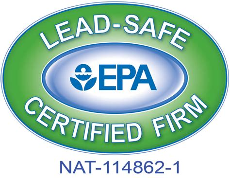 Energy Efficient Home Construction by Broadbent Construction Is A Epa Lead Safe Certified