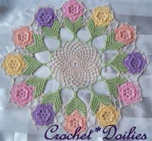 Crocheted doilies patterns all for crochet