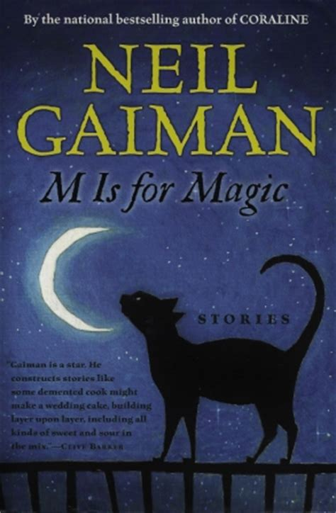 libro m is for magic kireikana ніл гейман quot м значить магія quot neil gaiman quot m is for magic quot