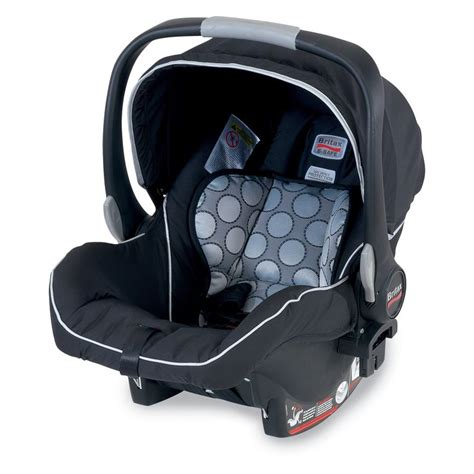 b safe car seat britax b safe infant car seat baby carrier black www