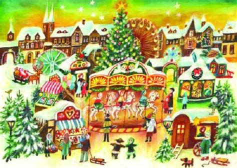 Do They Advent Calendars In Germany Acg47 790 Market German Advent Calendar With