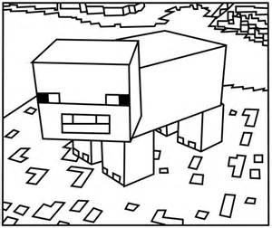 Free printable minecraft coloring pages 11 picture 1000 free