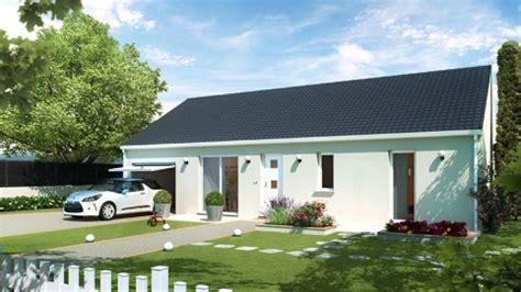 Plain Pied Ou Etage Moins Cher by Maisons Focus Constructeur De Maisons Moins Ch 232 Res