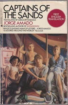 captains of the sands captains of the sands by jorge amado reviews discussion bookclubs lists