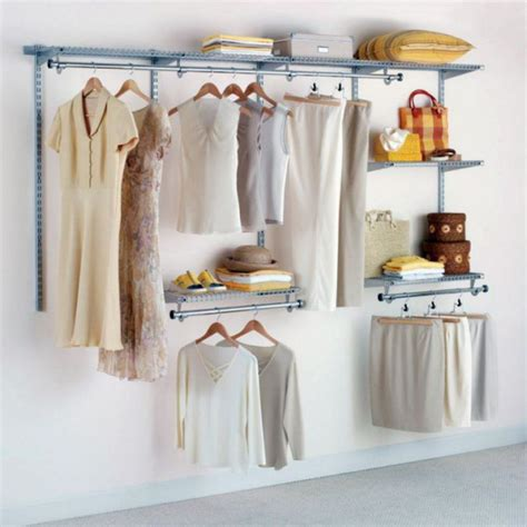 Closet Configurations by Rubbermaid Configurations Custom Closet Deluxe Kit Experience