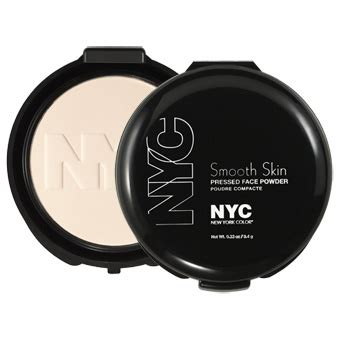New York Color Smooth Skin Powder Translucent 741 0 7 Oz 74170279184 Ebay The Make Up Junkie Review Nyc Smooth Skin Pressed Powder