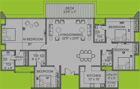 smart floor plan 1908 sq ft 4 bhk 4t apartment for sale in sangath ipl smart gift city gandhinagar