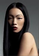 Japanese Super Model Chinese Super Model