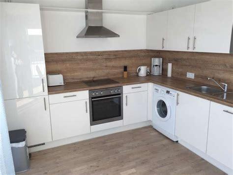 waschmaschine und trockner in der küche k 252 che mit waschmaschine bildergalerie ferienwohnung