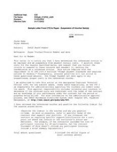 Explanation Letter To Government Ads Reference 630sab U S Agency For International Development
