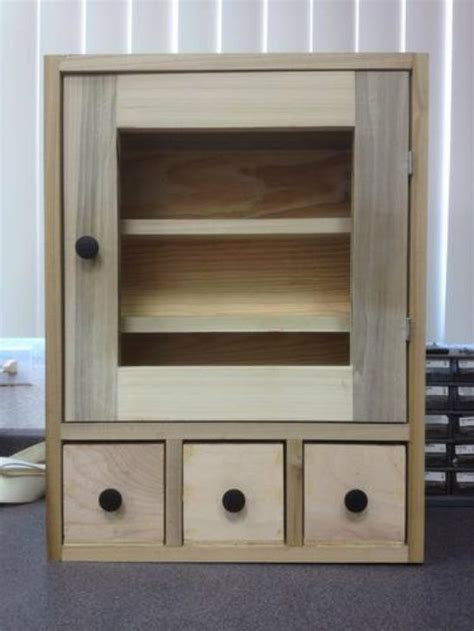 bathroom cabinet woodworking plans free