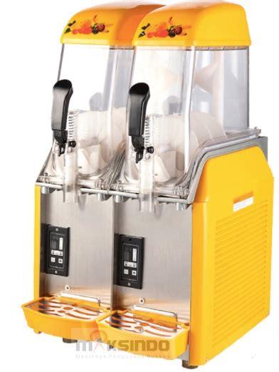 Mesin Es Salju jual mesin slush es salju dan juice slh02 di surabaya
