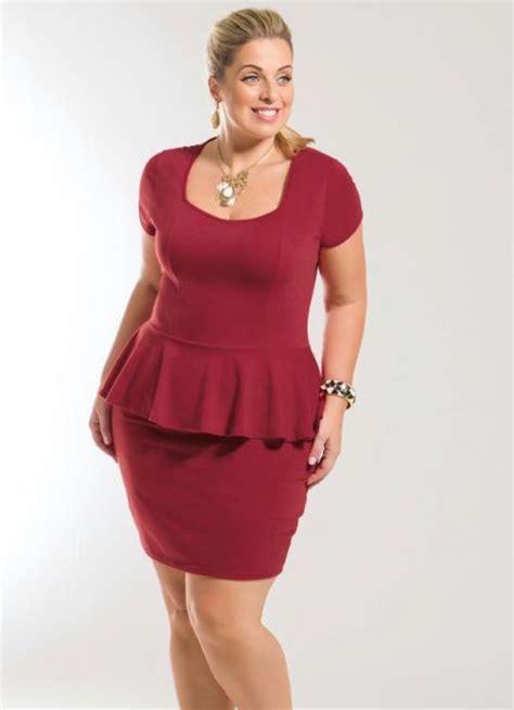 Renda Peplum Dress vestido peplum 47 modelos incr 237 veis