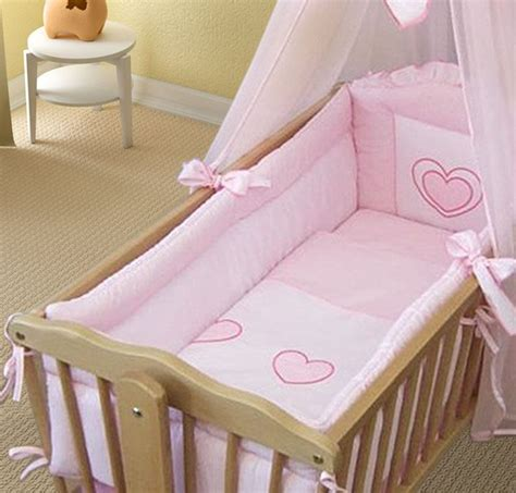 Canopy Crib Bedding Sets Deluxe Crib Bedding Accessories Cradle Bumper Set Canopy Holder Ebay
