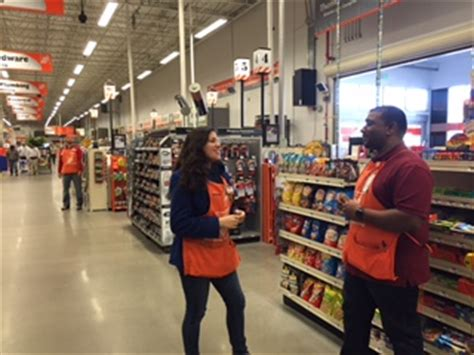 home depot hiring for busy wuft news