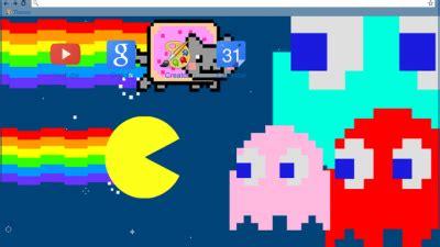 my themes beta nyan cat chrome themes themebeta