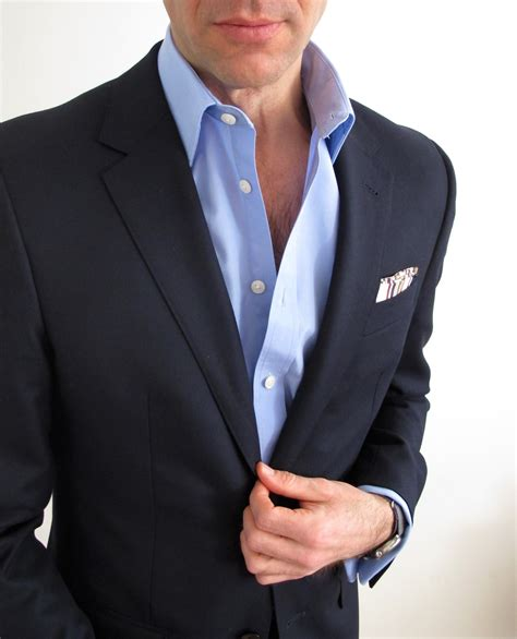 whether it s your only suit or the of many go navy