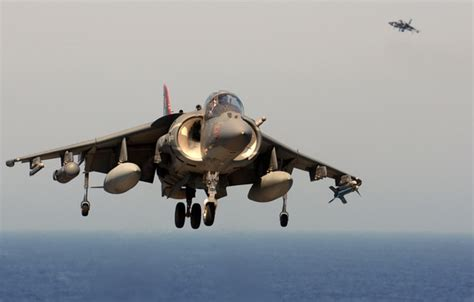 harrier section 2 wallpaper bomber aviation the plane av 8b uk day