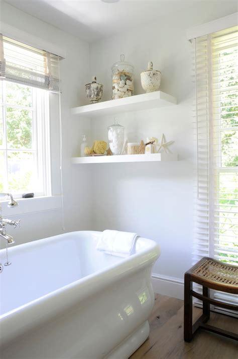 23 bathroom shelf designs decorating ideas design