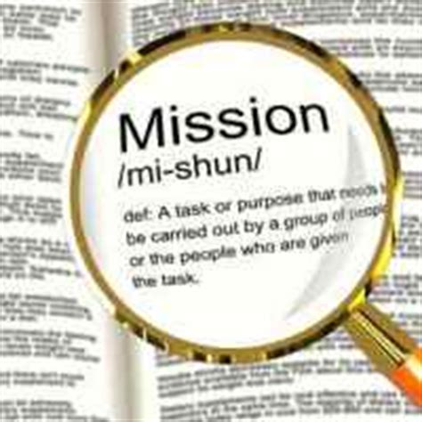 mission statement for non profit template sle mission statements for charities and non profit groups