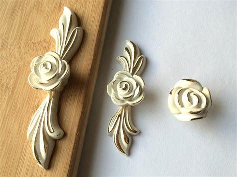 White Kitchen Handles Nz 2 5 Quot Dresser Pulls Drawer Pull Handles White Gold