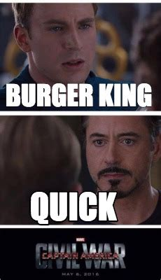 Quick Meme Maker - meme creator burger king quick meme generator at