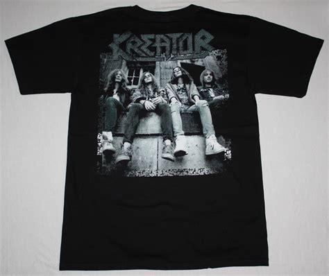 Tshirt Kreator Black kreator kreator pleasure to kill 86 thrash
