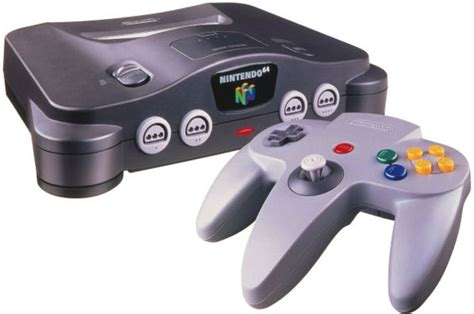 console nintendo 64 nintendo 64 console overview gamester 81