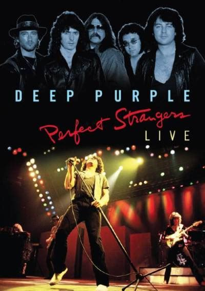 Deep Purple Plays Perfect Strangers Live In Japan | 第5期 再結成第2期 ディープ パープルのライヴdvd perfect strangers live が10月発売