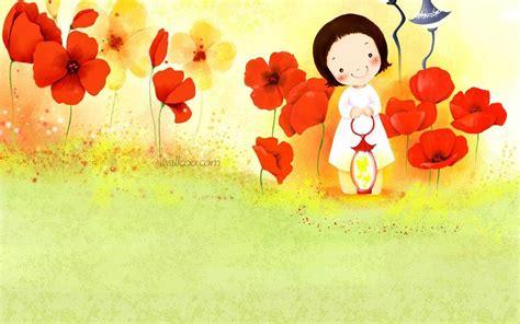 wallpaper cartoon girl cute wallpapers cartoon cute wallpaper cave
